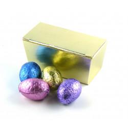 Mini Ballotin Oeufs Chocolat Fourrés