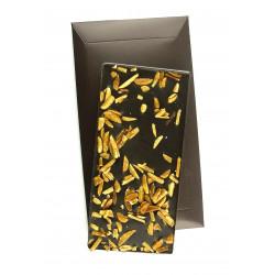 Tablette Chocolat Noir Amandes