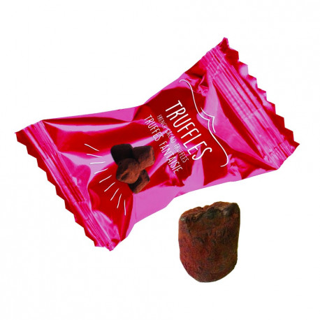 Truffes Chocolat Eclats de Caramel