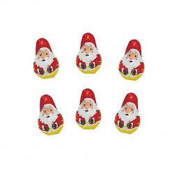 Mini Pères Noël Chocolat Praliné