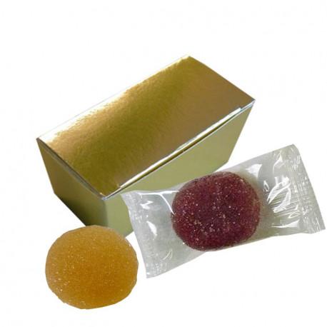 Mini Ballotin Pâtes de Fruits