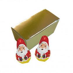 Mini Ballotin Pères Noël Chocolat
