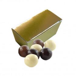 Mini Ballotin Boules Céréales 4 Chocolats