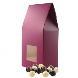 Grand Etui Boules Céréales 3 Chocolats