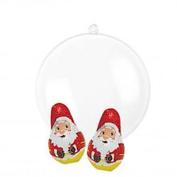 Boule de Noël Boules Céréales 3 Chocolats