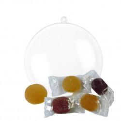 Boule de Noël Mini Calissons