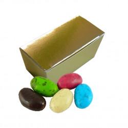 Mini Ballotin Amandes Chocolat Lait Praliné