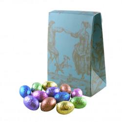 Pochette Oeufs Chocolat Fourrés