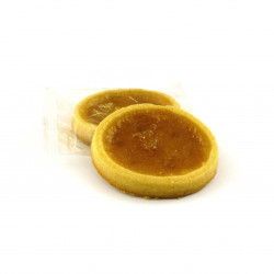 Tartelettes fourrées au Citron