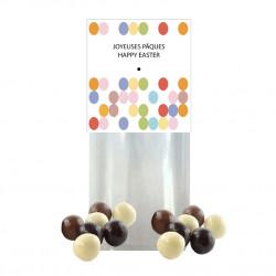 Sachet Cavalier Boules Céréales Chocolat