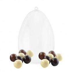 Oeuf Transparent Oeufs Céréale 3 Chocolats