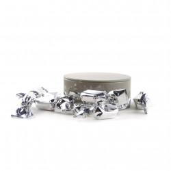 Boîte métal ronde Bonbons à la Poire