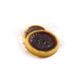Tartelettes Fourrées à la Framboise