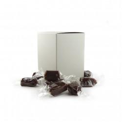 Coffret de Caramels au chocolat