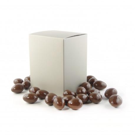 Coffret d'Amandes enrobées Chocolat au lait