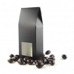 Petit Etui Amandes Chocolat Noir