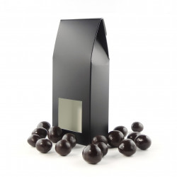 Petit Etui Noisettes Chocolat Noir