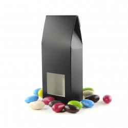 Petit Etui Amandes Chocolat Noir Praliné