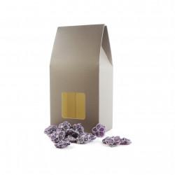Grand Etui Bonbons à la Violette
