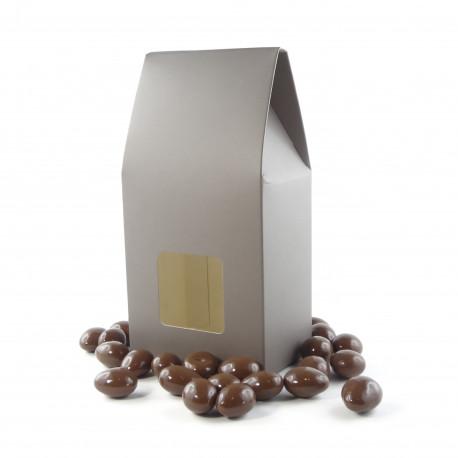 Grand Etui Amandes Chocolat Lait