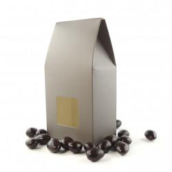 Grand Etui Amandes Chocolat Noir