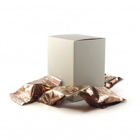 Coffret Truffes Chocolat Eclats de Noisettes