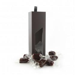 Coffret Tiroir Caramels Chocolat