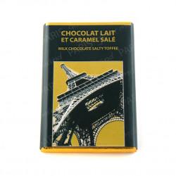 mini Tablette Chocolat Lait Caramel