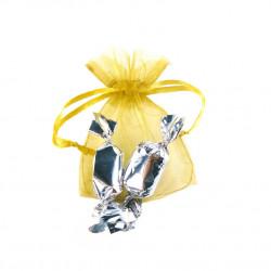 Sachet Organdi PM Bonbons Poire
