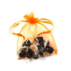 Sachet Organdi GM Caramels Chocolat