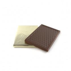 mini Tablette Chocolat au Lait et Café