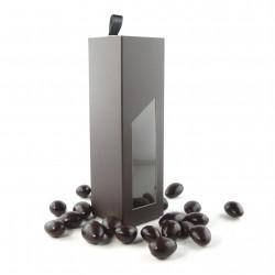 Coffret Tiroir Amandes Chocolat Noir