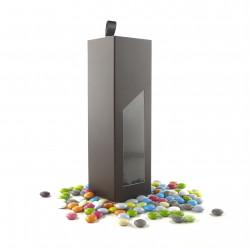 Coffret Tiroir mini Palets Chocolat Lait Dragéifiés