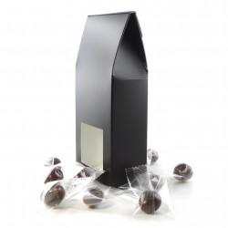 Petit Etui de Boules Céréales Chocolat Caramel