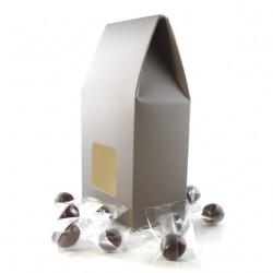Grand Etui Boules Céréale Chocolat Lait Caramel