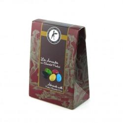 Pochette Amandes Chocolat Noir Praliné SFF