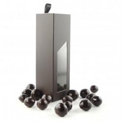 Coffret Tiroir Noisettes Chocolat Noir