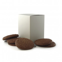 Coffret Sablés Chocolat d'Hardricourt