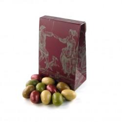 Pochette Oeufs Guimauve Chocolat