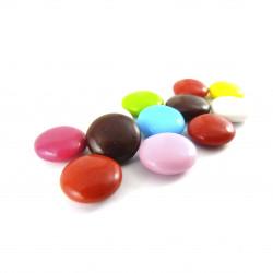 Palets Chocolat Noir Dragéifiés