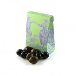 Pochette Oeufs Chocolat Nougatine et Feuillantine