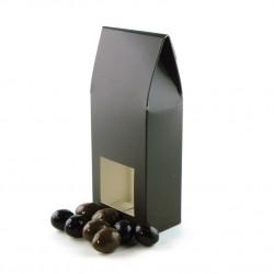 Petit Etui Oeufs Chocolat Nougatine Feuilletine