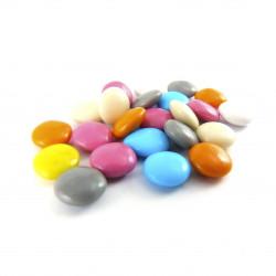 mini Palets Chocolat Lait Dragéifiés