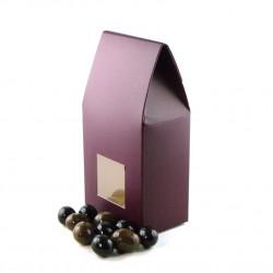 Grand Etui Oeufs Chocolat Nougatine Feuillantine