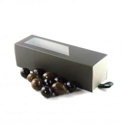 Coffret Tiroir Oeufs Chocolat Nougatine Feuillantine