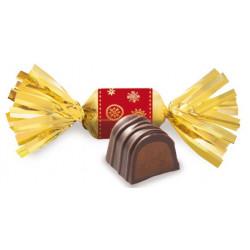 Bouchées Chocolat Praliné en Papillote