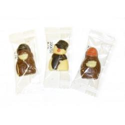 Petits Sujets de Noël Chocolat