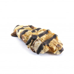 Craquants Soufflés Chocolat Amandes