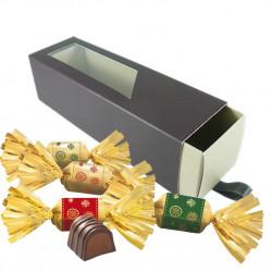 Coffret Tiroir Bouchées Chocolat Praliné