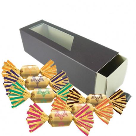 Coffret Tiroir Bouchées Chocolat Fourrées